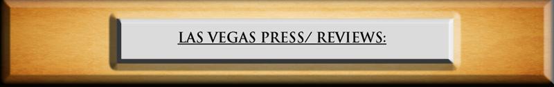 Las Vegas Show Reviews