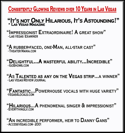 Las Vegas corporate entertainment ideas