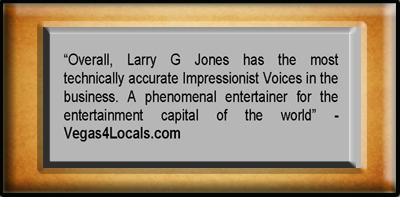 Impersonations - Singing Musical Comedians for Corporate Events